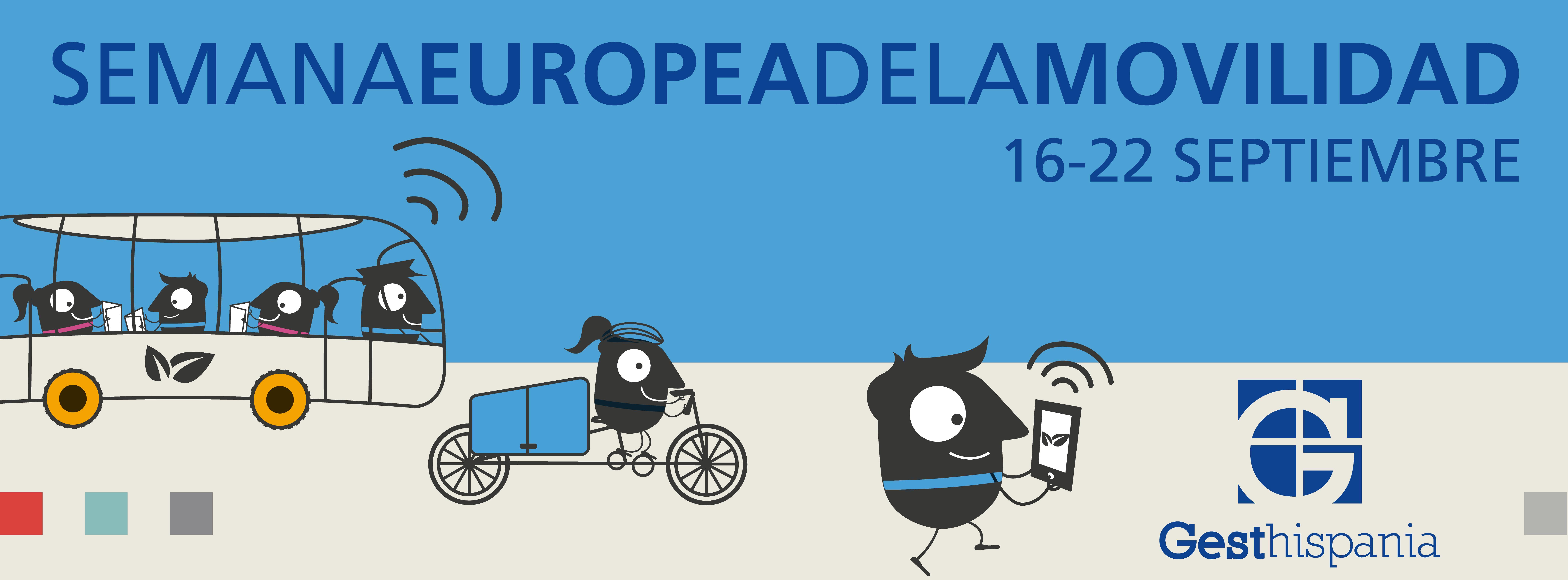Gesthispania - Semana Europea Movilidad