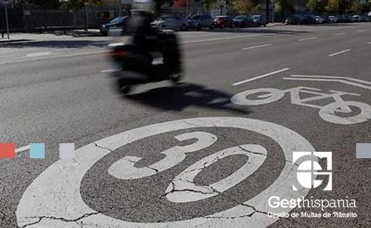 Gesthispania - Novos limites de velocidade urbana